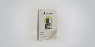 Descaline Détartrage 2 x 95 g Entkalker