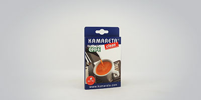 Kamareta Cafe clean 10 tablettes Kaffeeentfetter