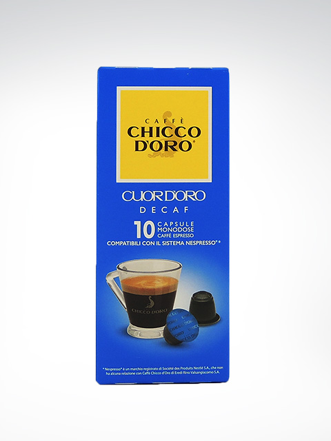 Chicco d'Oro Decaf