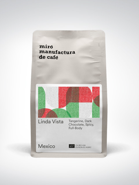 Miro Coffee Linda Vista, Mexiko, espresso