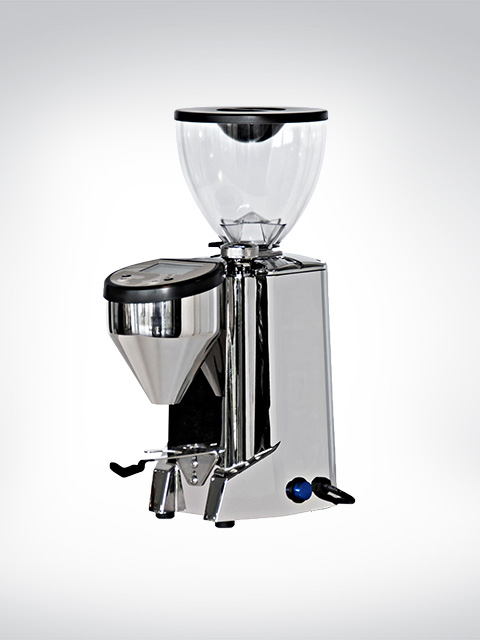Rocket Espresso Fausto chrome