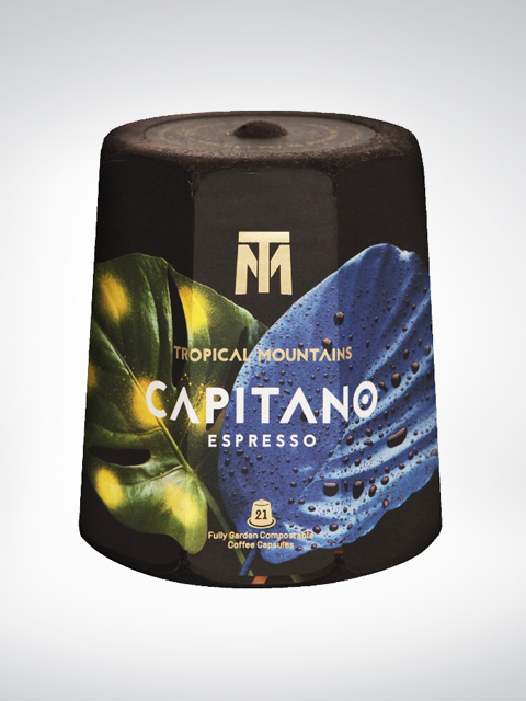 Tropical Mountains Capitano