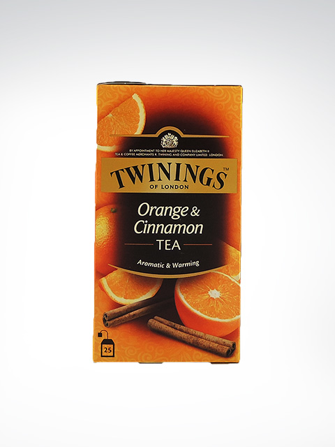 Twinings Orange and Cinnamon